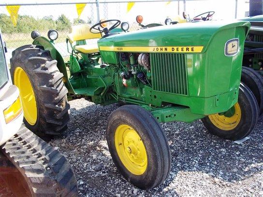 John Deere 1020 Carburetor Parts : John deere tractors compact hp
