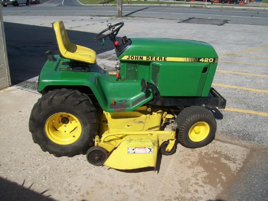 Used Farm Agricultural Equipment John Deere Machinefinder