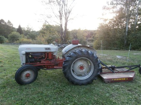 1956 Ford 640 Tractor Fenders : Ford tractor pictures