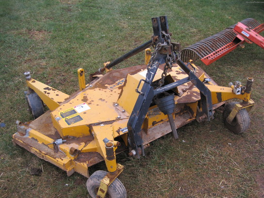 2002 Other TRACKLESS 72''MOWER