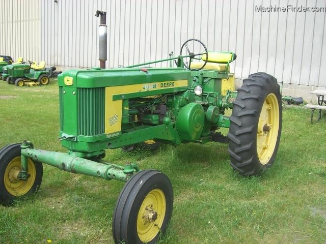 John Deere 520 Tractor Clutch : John deere tractors utility hp