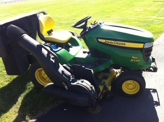 John Deere Mower Replacement Bags : John deere bagger lawn garden and commercial