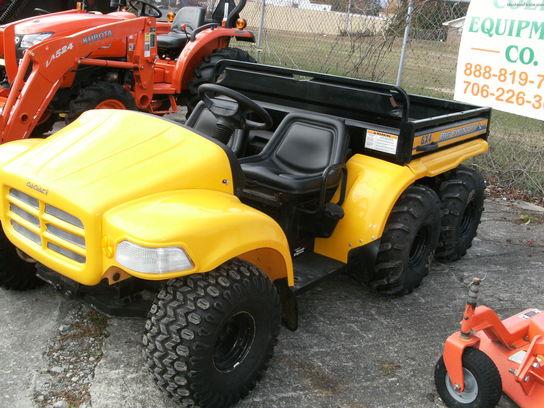 Honda Dealers In Ga >> 2002 Cub Cadet Big Country 6x4 ATV's and Gators - John ...