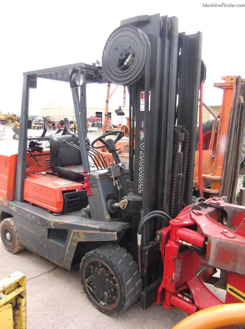 1994 Toyota Tofgc35 Forklifts John Deere Machinefinder