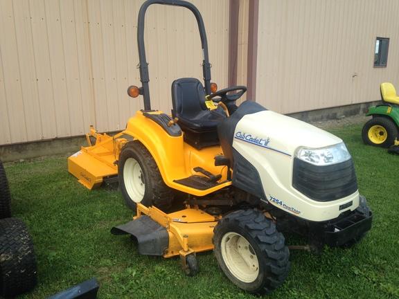 Cub Cadet Compact Tractors : Cub cadet utility tractors ebay