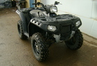 2009 Polaris SPORTSMAN 550 XP