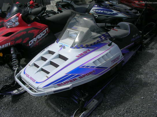 Polaris SUPERSPORT