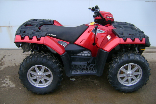 2012 Polaris SPORTSMAN 850 EPS XP