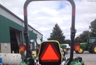 2012 John Deere 3520 with H160 Loader