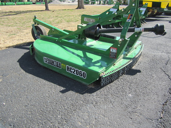 2012 Frontier RC2060