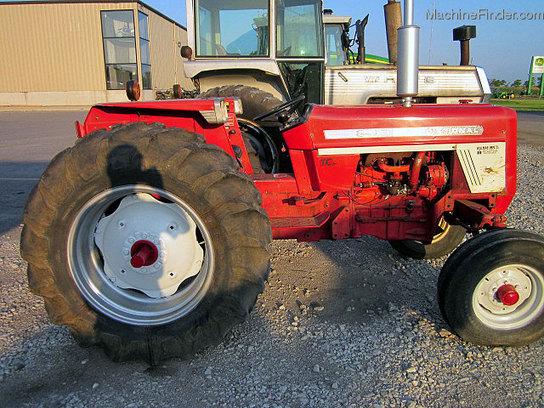 Parts For Ih 574 : International harvester tractors row crop