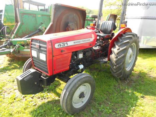 431 Massey Ferguson Tractor Parts : Massey ferguson wd tractors utility