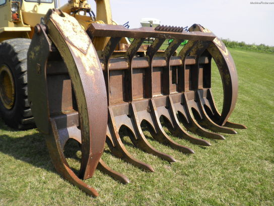 Other ACS Top Clamp Loader Rake