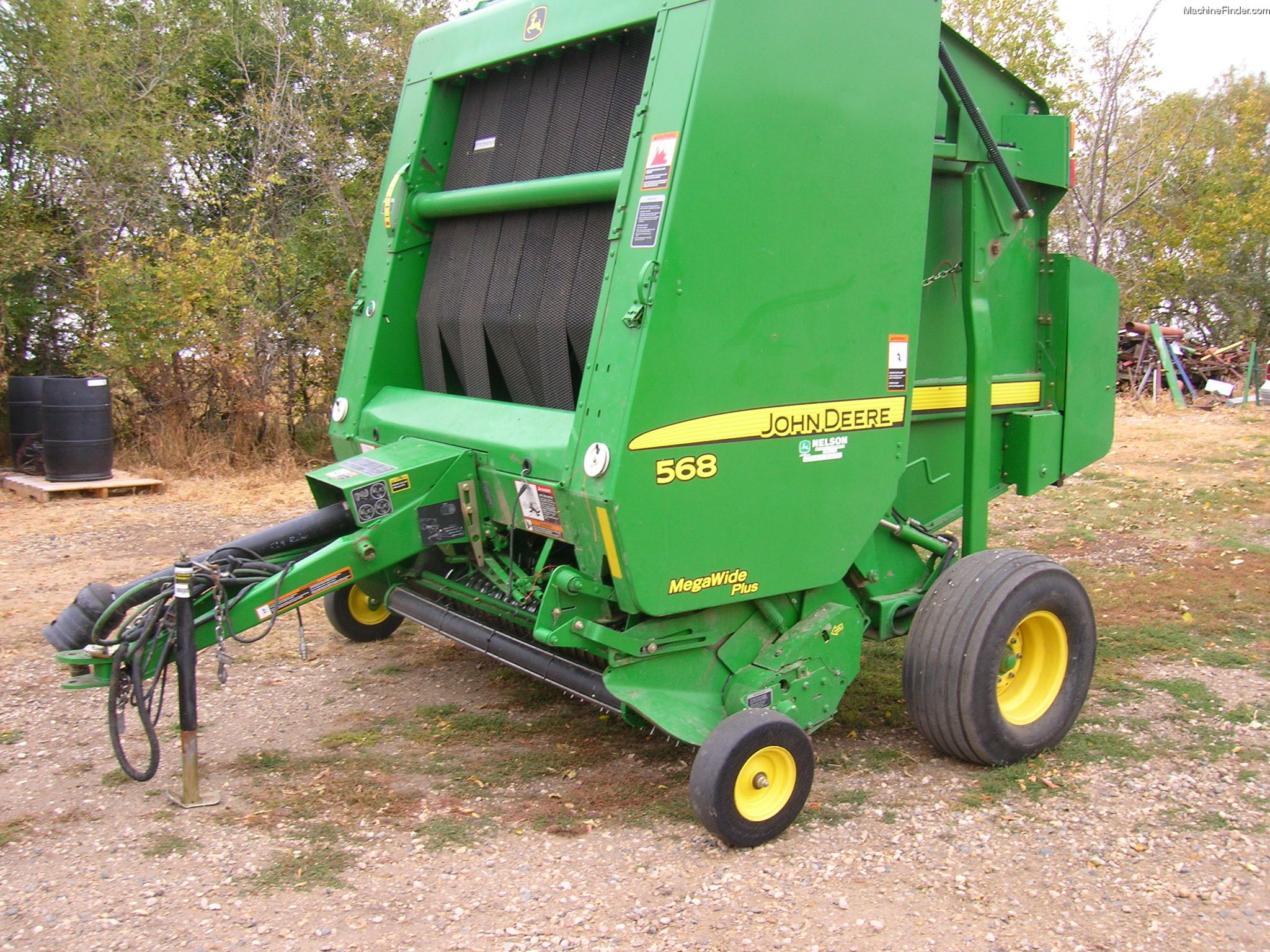 the hay baler problem