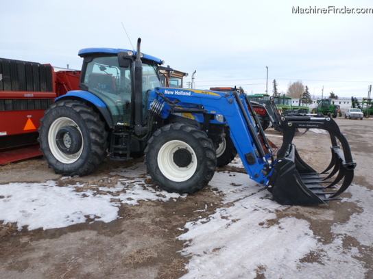 2011 New Holland T6050