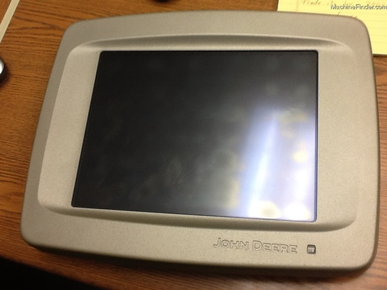 2008 John Deere GS2 2600 display