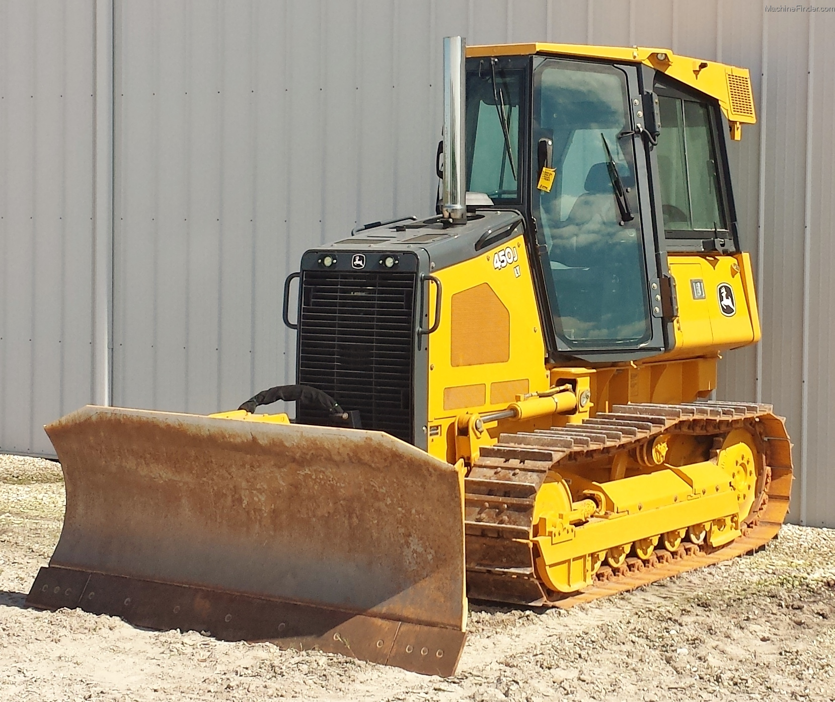 John Deere 450 Dozer Manual