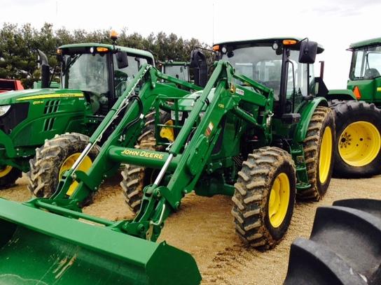 John Deere 6140d Specs : John deere utility tractors for sale
