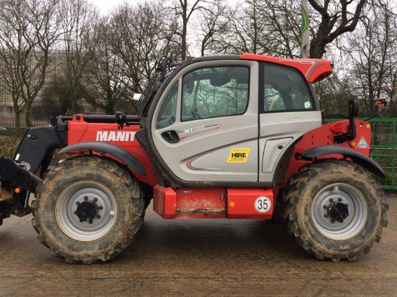 Manitou MT1135 TELESCOPIC FORKLIFT