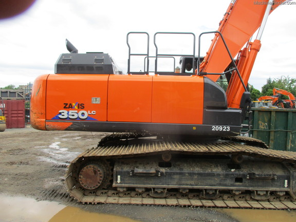 Hitachi 350LC-6