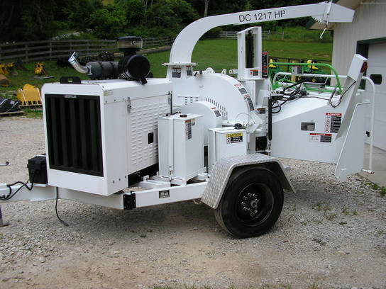 2009 Other ALTEC  12 INCH 150 HP CAT. DEISEL CHIPPER ONLY 150 HOURS AVAIL FOR RENT