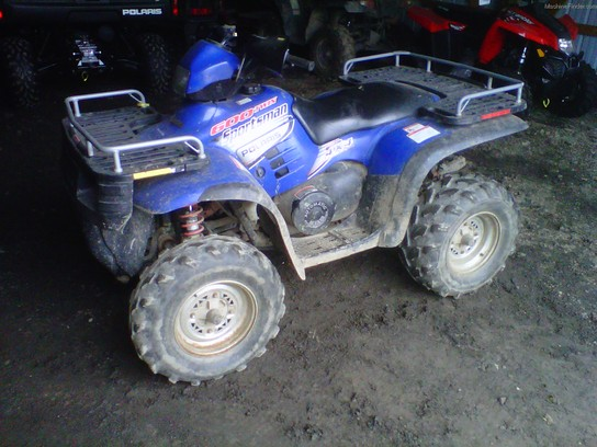 2003 Polaris 600 Sportsman