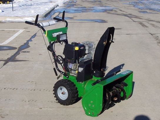 2004 john deere frontier st0726 snowblower miscellaneous for Us electric motor serial number lookup