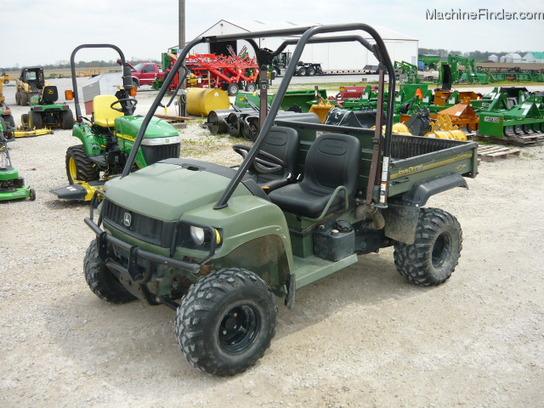 2005 John Deere Hpx 4x4 Atv U0026 39 S And Gators