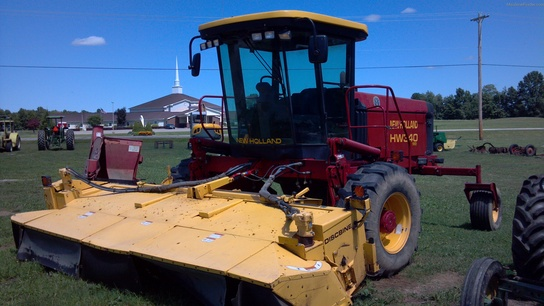 2002 New Holland HW 340