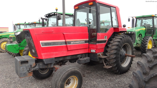 1982 International Harvester 5088