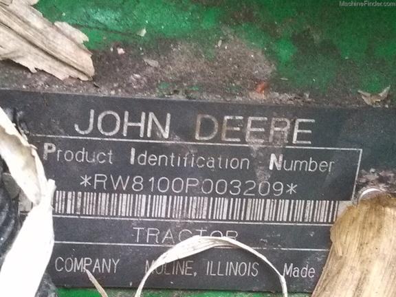 John Deere 8100