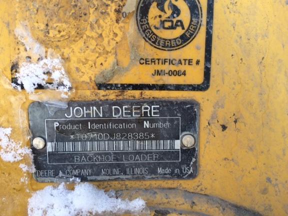 Detail photo of 1997 John Deere 710D from Construction Equipment Guide