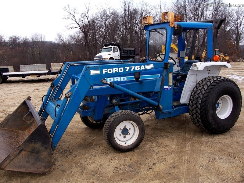 Ford 2110 Tractor : Used farm agricultural equipment john deere machinefinder