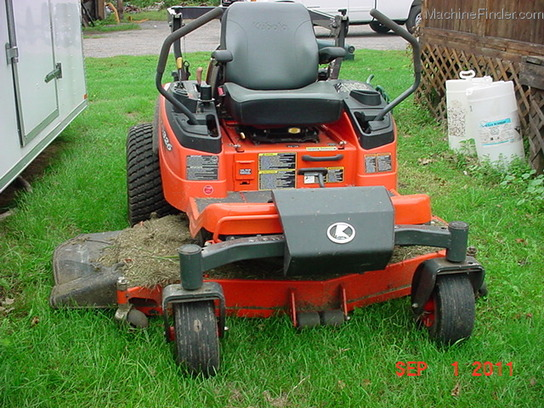 2010 kubota zd326 lawn garden and commercial mowing john deere machinefinder for Bairs lawn and garden