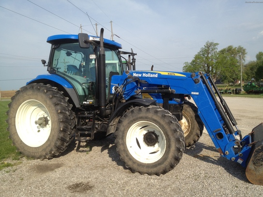 2007 New Holland T6070