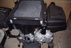 2011 John Deere X540 engine