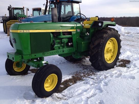 4230 John Deere : Used farm agricultural equipment john deere machinefinder