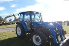 2004 New Holland TL80
