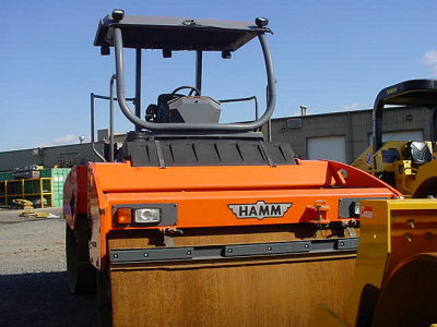 Detail photo of 2006 Hamm HD120HV from Construction Equipment Guide