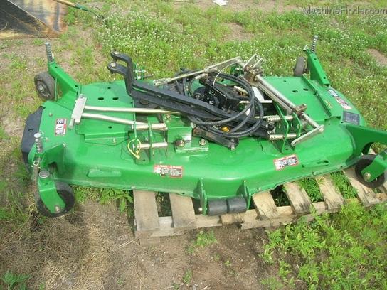John Deere 62d Mower Deck : John deere d
