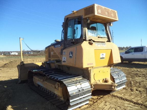 Detail photo of 2014 John Deere 700K from Construction Equipment Guide