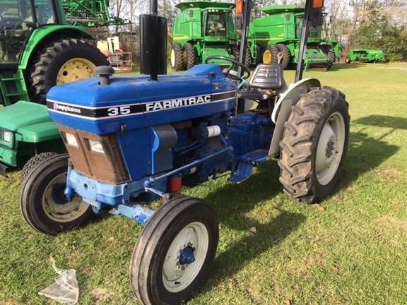 2003 Farmtrac 35