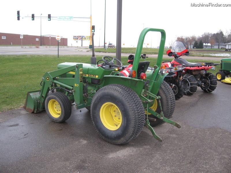 Used Farm Amp Agricultural Equipment John Deere Machinefinder