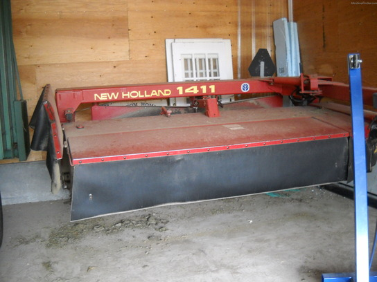 1996 New Holland 1411
