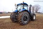 2010 New Holland T7050