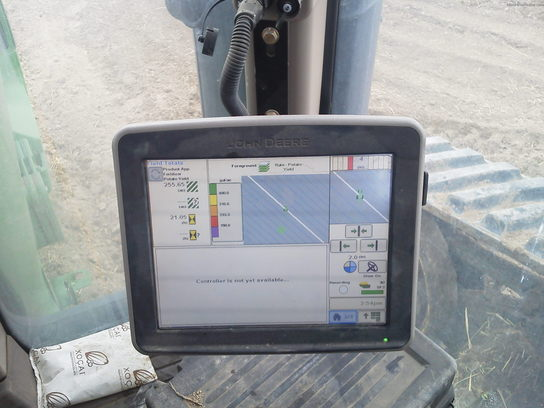 2011 John Deere 0706PC GS3 2630 DISPLAY