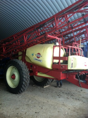 2002 Hardi Commander Plus