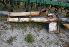 "A&L 12' X 6"" AUGER FOR WAGON"