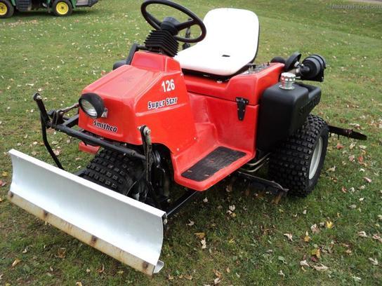 Smithco Lawn Mower Parts : Smithco super star golf turf equipment john deere