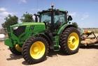 2014 JOHN DEERE 6170R 100-174 HP Tractor